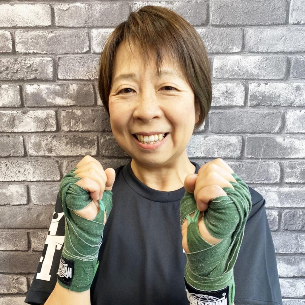 鎌田昌子選手