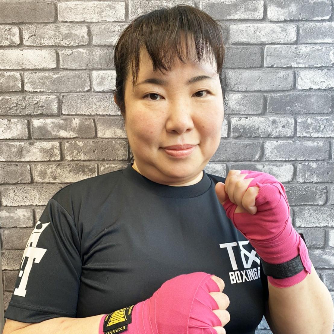 高倉智子選手