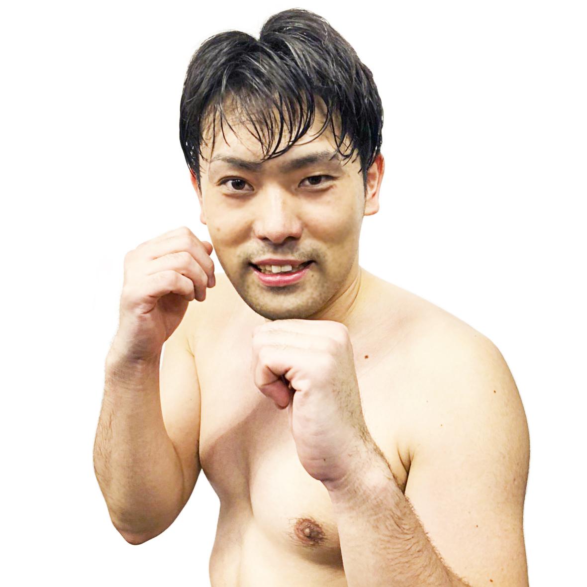大和谷勇太選手
