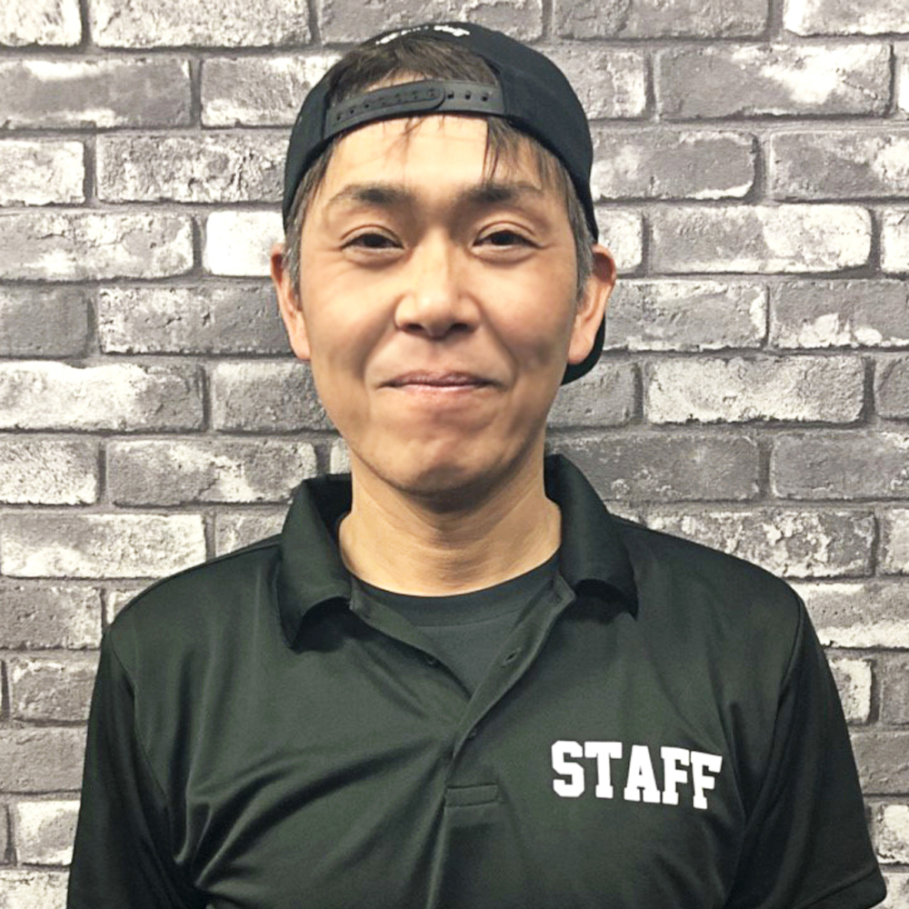 斉藤裕トレーナー